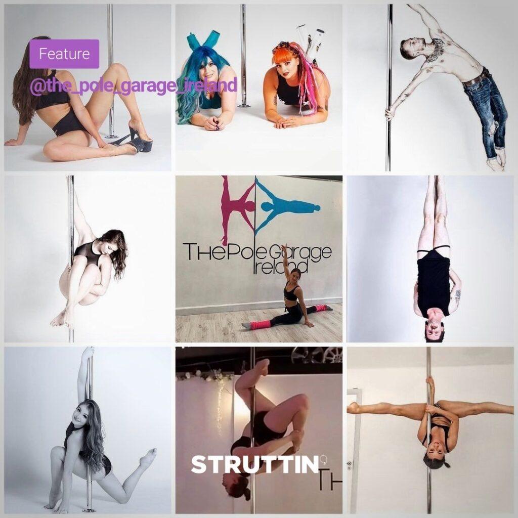 Struttin Top 9 Studios Ireland